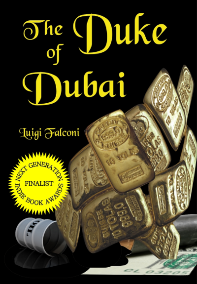 The Duke of Dubai Cover