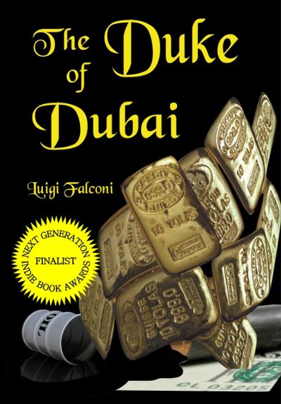 The Duke of Dubai Cover