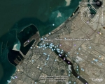 Dubai - Google Earth